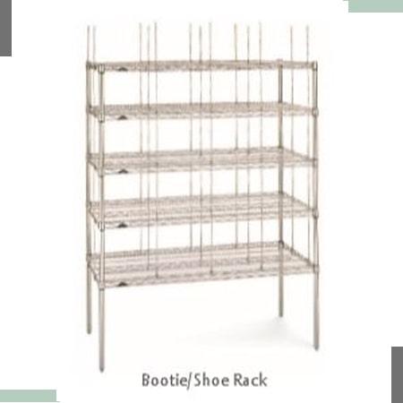 Bootie Shoe Rack