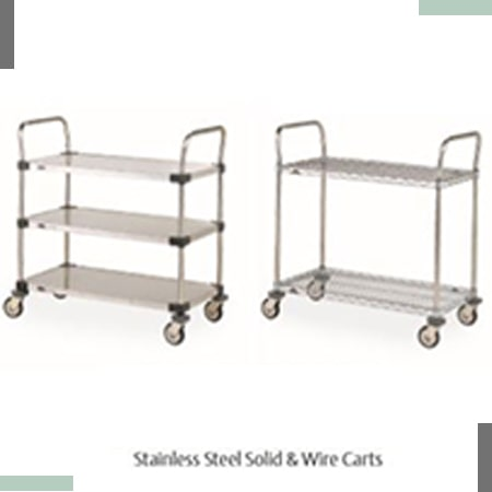 Stainless-Steel-Solid-Wire-Carts
