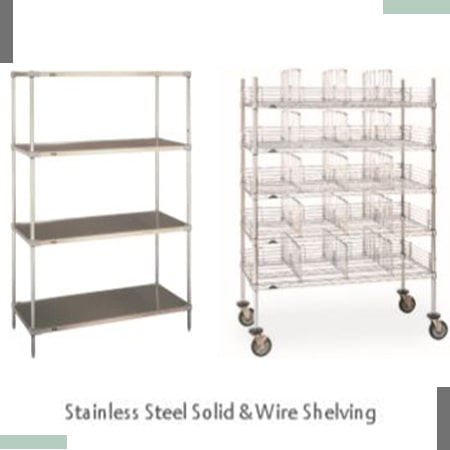 Stainless-Steel-Solid-Wire-Shelving