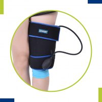 Cold Compression Thigh Brace